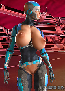 Exclusive actiongirls digi babes photos action girls - part 4